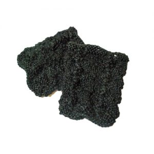 Pulswärmer Grau